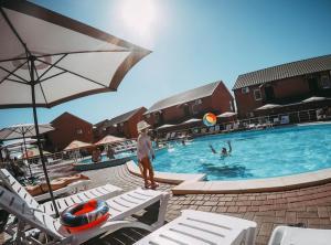 сімейний відпочинок кирилівка басейн курорт найкращий